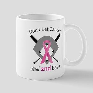 Steal 2nd Base Mugs