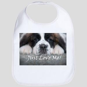 Just love Me! Bib