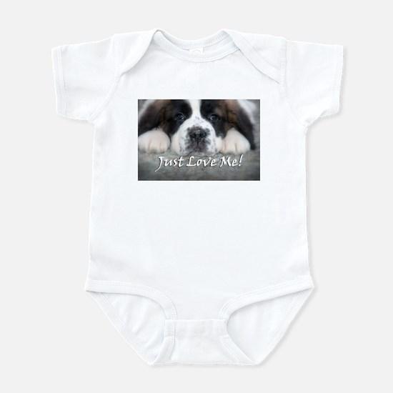 Just love Me! Infant Bodysuit