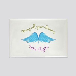 Dreams Take Flight Magnets