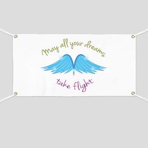 Dreams Take Flight Banner