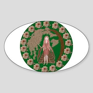 Rose Quartz Faerie Sticker
