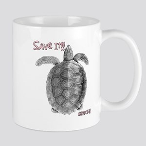 SAVE IT!! Mugs