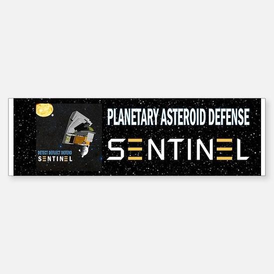 Sentinel Space Telescope Sticker (Bumper)