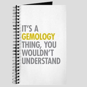 Its A Gemology Thing Journal