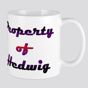 Property Of Hedwig Female 11 oz Ceramic Mug