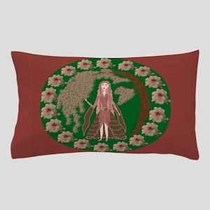 Rose Quartz Faerie Pillow Case