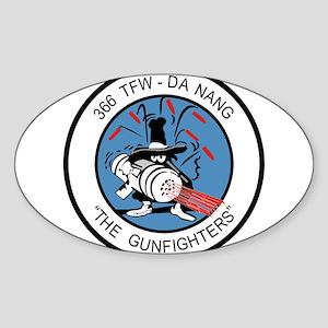 366_tfw_gun_fighter Sticker