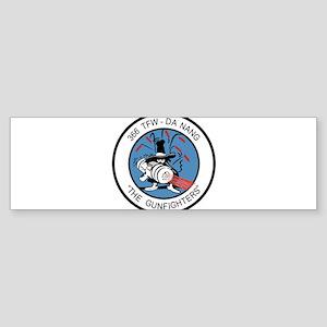 366_tfw_gun_fighter Bumper Sticker