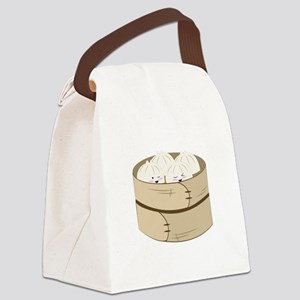Dumplings Canvas Lunch Bag