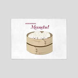 Mandu! 5'x7'Area Rug