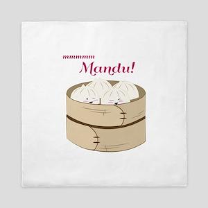 Mandu! Queen Duvet