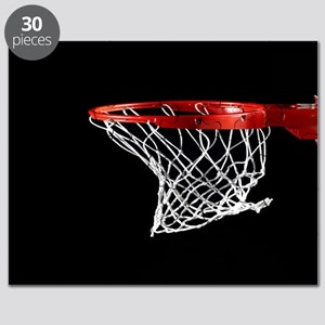 Basketball Hoop Puzzle