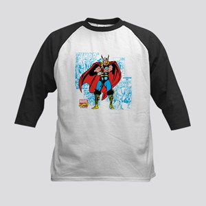 Marvel Comics Thor Kids Baseball Jersey