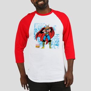 Marvel Comics Thor Baseball Jersey