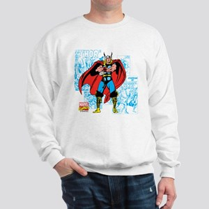 Marvel Comics Thor Sweatshirt