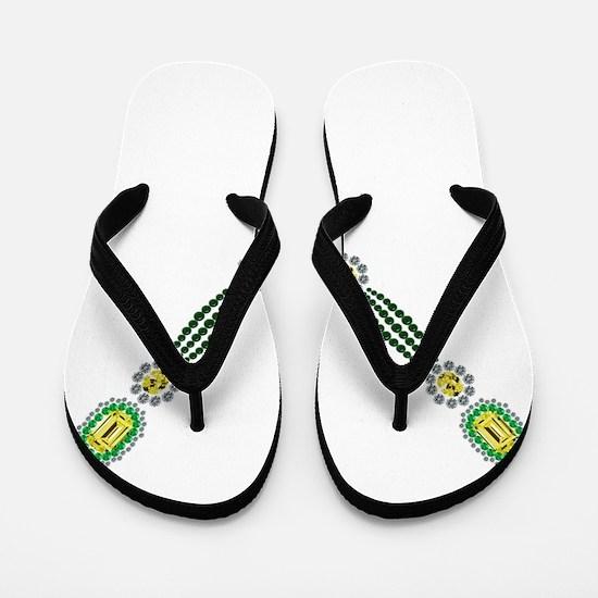 Maharani of Baroda Flip Flops