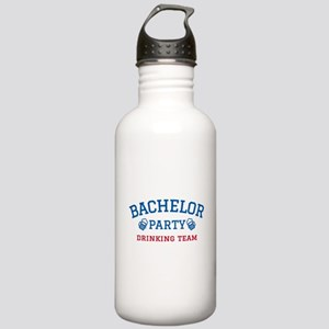 Bachelor party drinking team Water Bottle