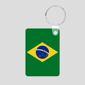 Brazil Flag Keychains