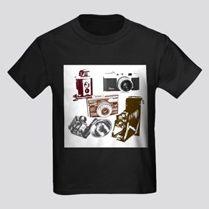 retro photographer vintage camera T-Shirt