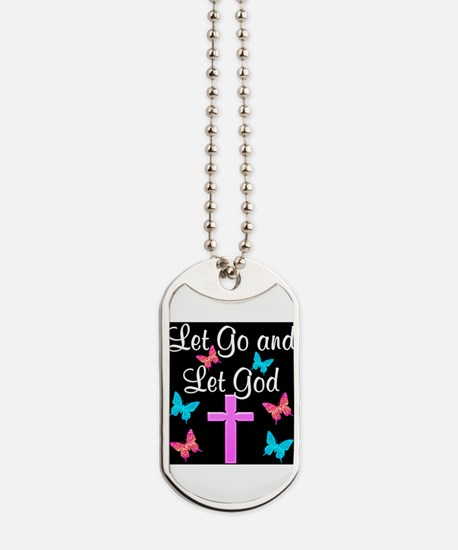 TRUST GOD Dog Tags
