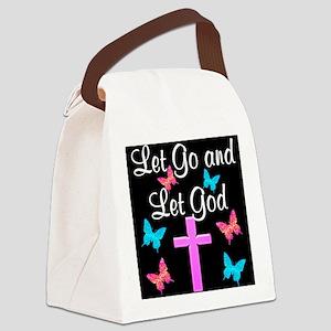 TRUST GOD Canvas Lunch Bag