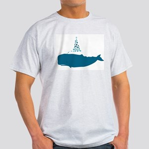 Whale Christmas T-Shirt