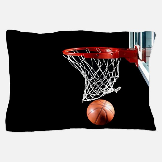 Basketball Point Pillow Case