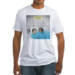 Clam Bake Fitted T-Shirt