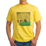 Clam Bake Yellow T-Shirt