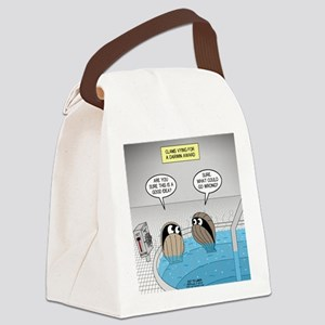 Clam Bake Canvas Lunch Bag