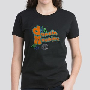 Dancin' Machine 2 Women's Dark T-Shirt