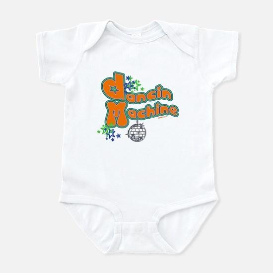 Dancin' Machine 2 Infant Bodysuit
