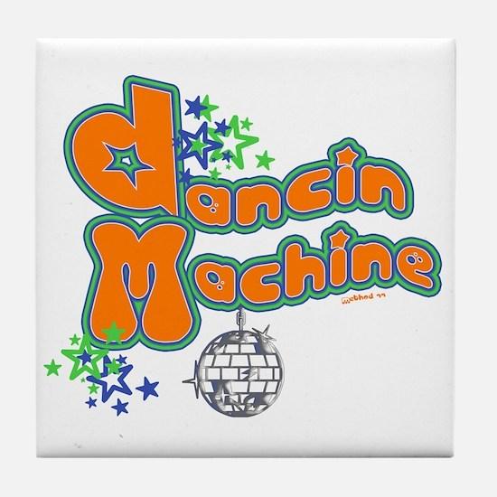 Dancin' Machine 2 Tile Coaster