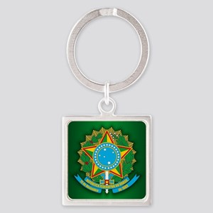 Brazil COA Keychains