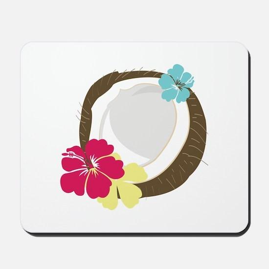 Tropical Coconut Mousepad