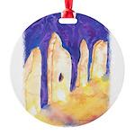 Raising of the Stones Ornament