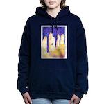 Raising of the Stones Women's Hooded Sweatshirt
