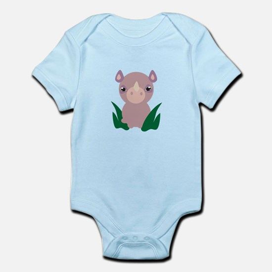 Little Rhino Body Suit