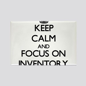 Keep Calm and focus on Inventory Magnets