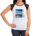 Pacific Coast Women's Cap Sleeve T-Shirt
