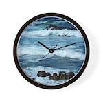 Pacific Coast Wall Clock