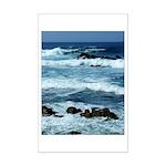 Pacific Coast Mini Poster Print