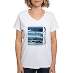 Pacific Coast Women's V-Neck T-Shirt