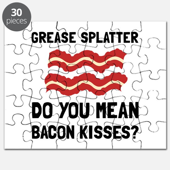 Bacon Kisses Puzzle
