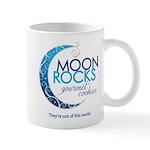 Moon Rocks Gourmet Cookies Mugs