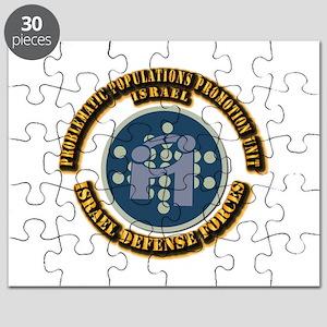 Problematic populations Promotion Unit Puzzle
