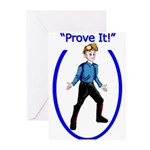 Prove It Greeting Cards (Pk of 20)