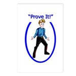 Prove It Postcards (Package of 8)
