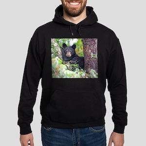 Bear Cub relaxing in Tree Hoodie